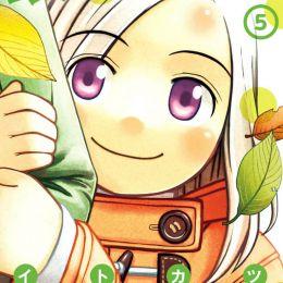 新番少女漫画《白银的妮娜》CG欣赏