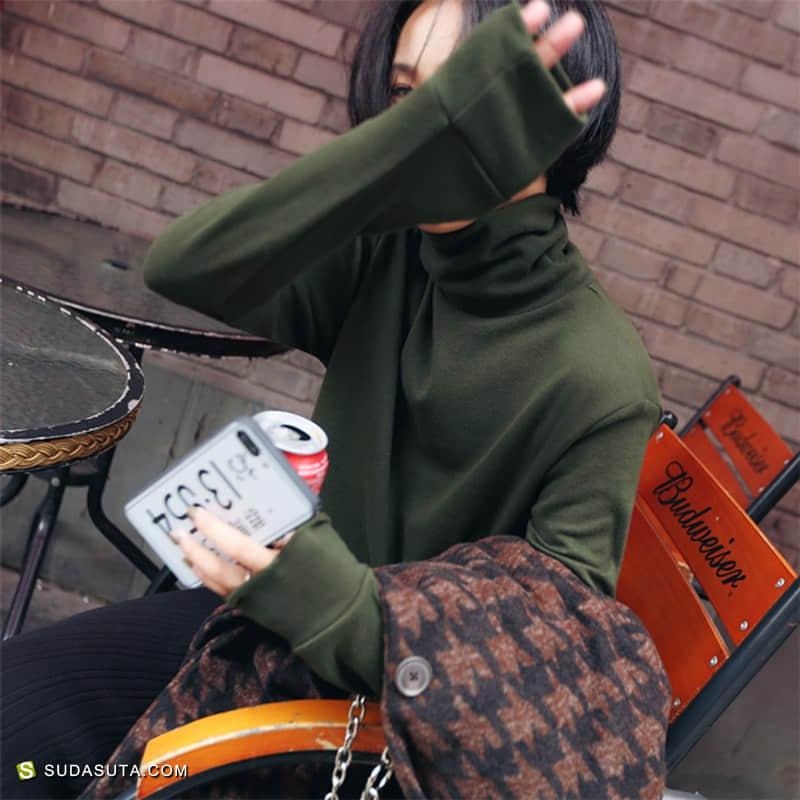 汤圆是卖衣服的 女生街拍