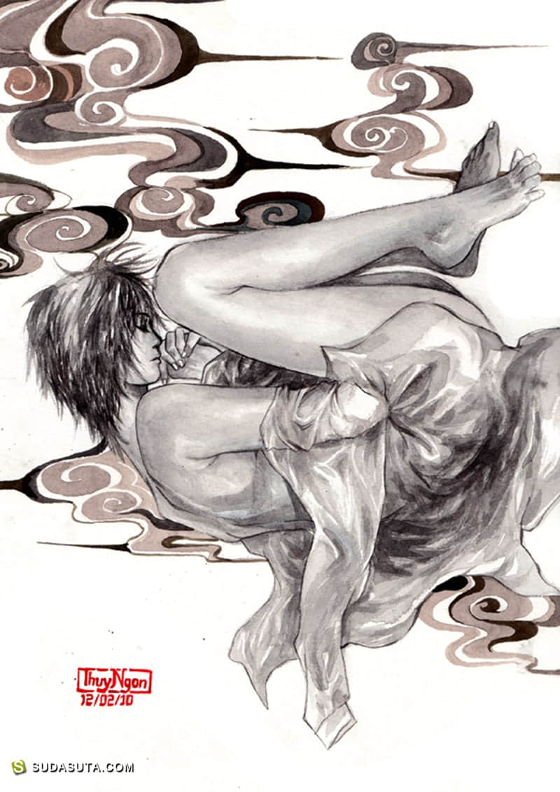 Ngan Nguy 数字艺术作品欣赏