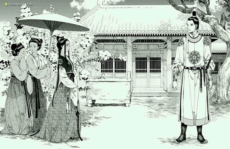 夏达原创漫画《长歌行》CG及同人欣赏