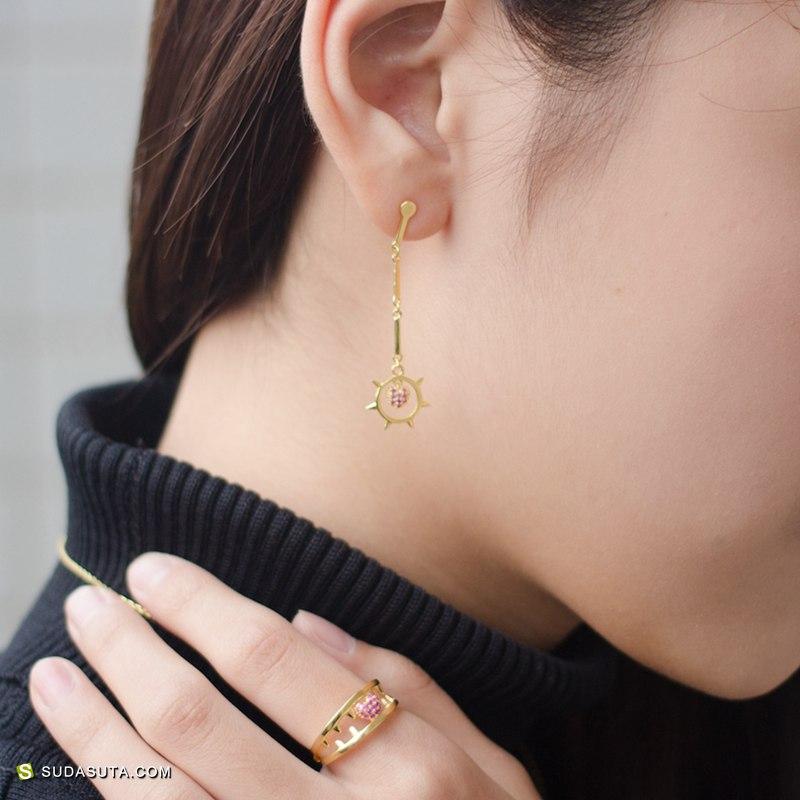 独立设计师首饰平台 AICON艾空珠宝