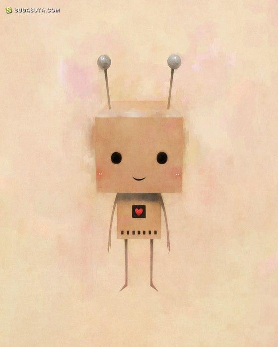 Dric Studio 温暖可爱的儿童插画
