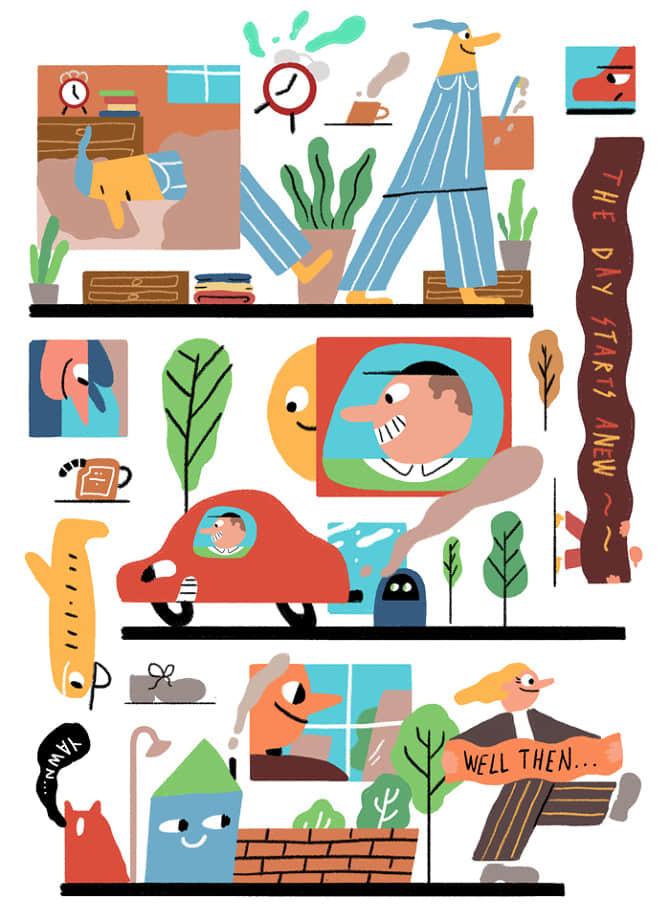 Elliot Kruszynski  图形设计欣赏