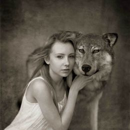 Erika Masterson 儿童与动物摄影欣赏