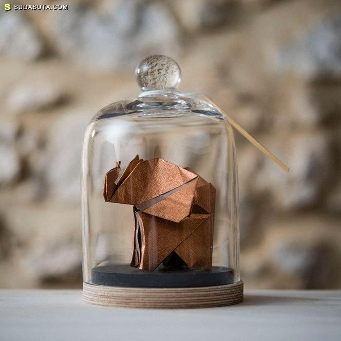 Floriane Touitou 折纸的艺术