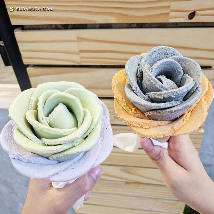 Gelato Flowers 不一样的冰激凌花