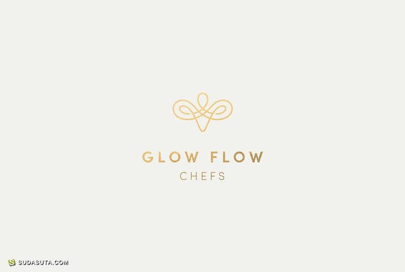 Glow Flow Chefs 品牌设计欣赏