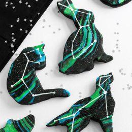 Heather Bairs 猫咪和焦糖饼干