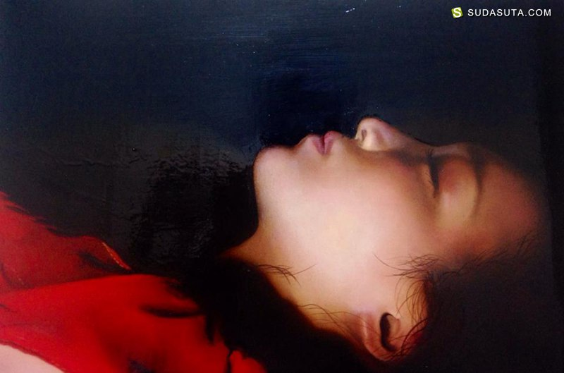 小林宏至/Hiroshi Kobayashi 超现实主义绘画艺术欣赏