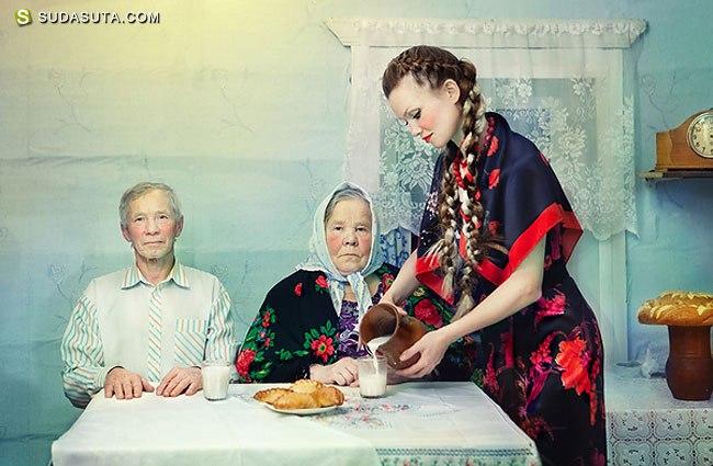 Andrey Yakovlev 时尚人像摄影欣赏