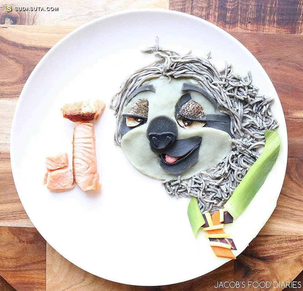 Laleh Mohmedi 美食艺术家