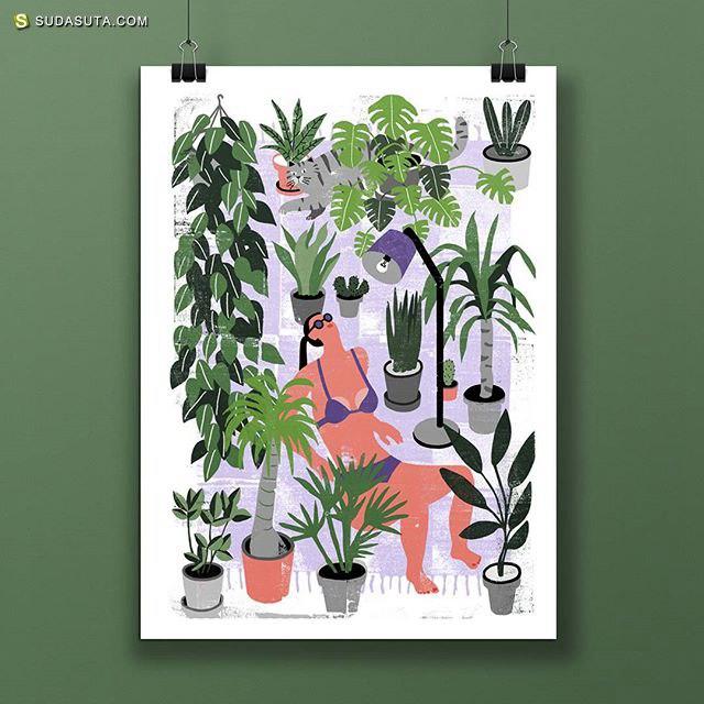 Lisa Tegtmeier 图形设计欣赏
