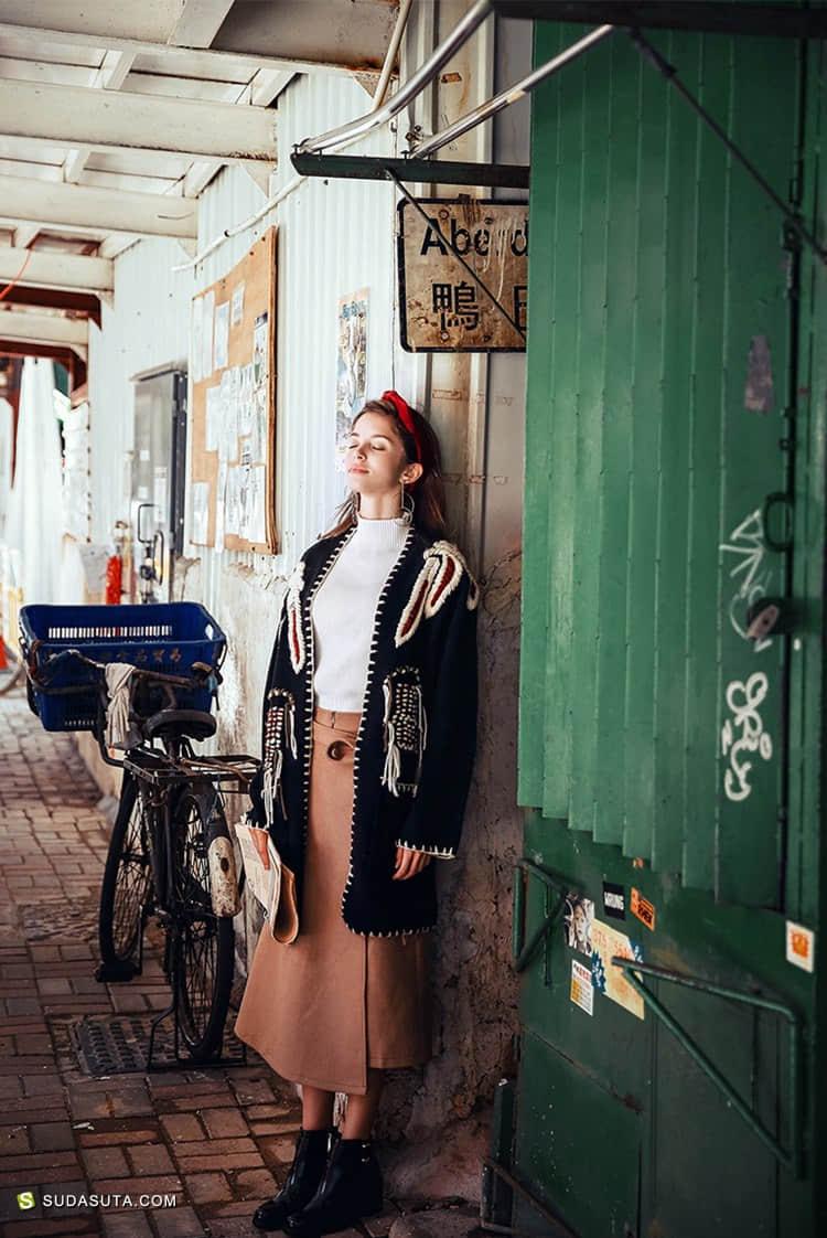 独立女装设计品牌 MOFFI