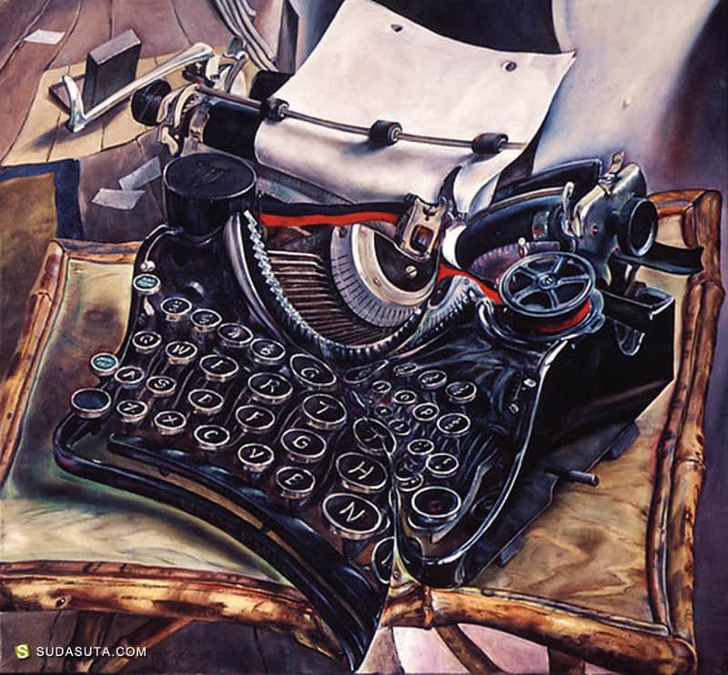 Michael Taylor 绘画艺术欣赏