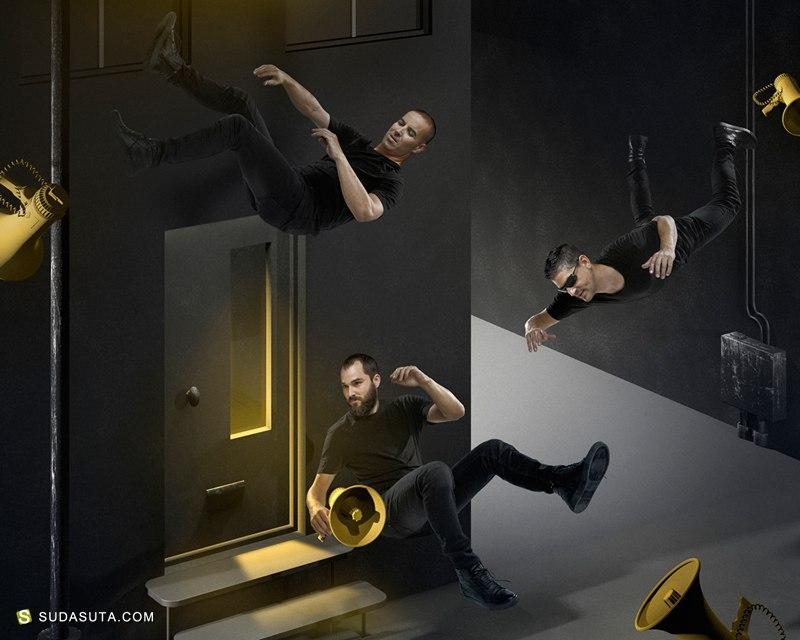 Mikel Muruzabal 广告摄影欣赏