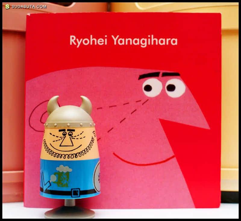 Ryohei Yanagihara 漫画卡通作品欣赏