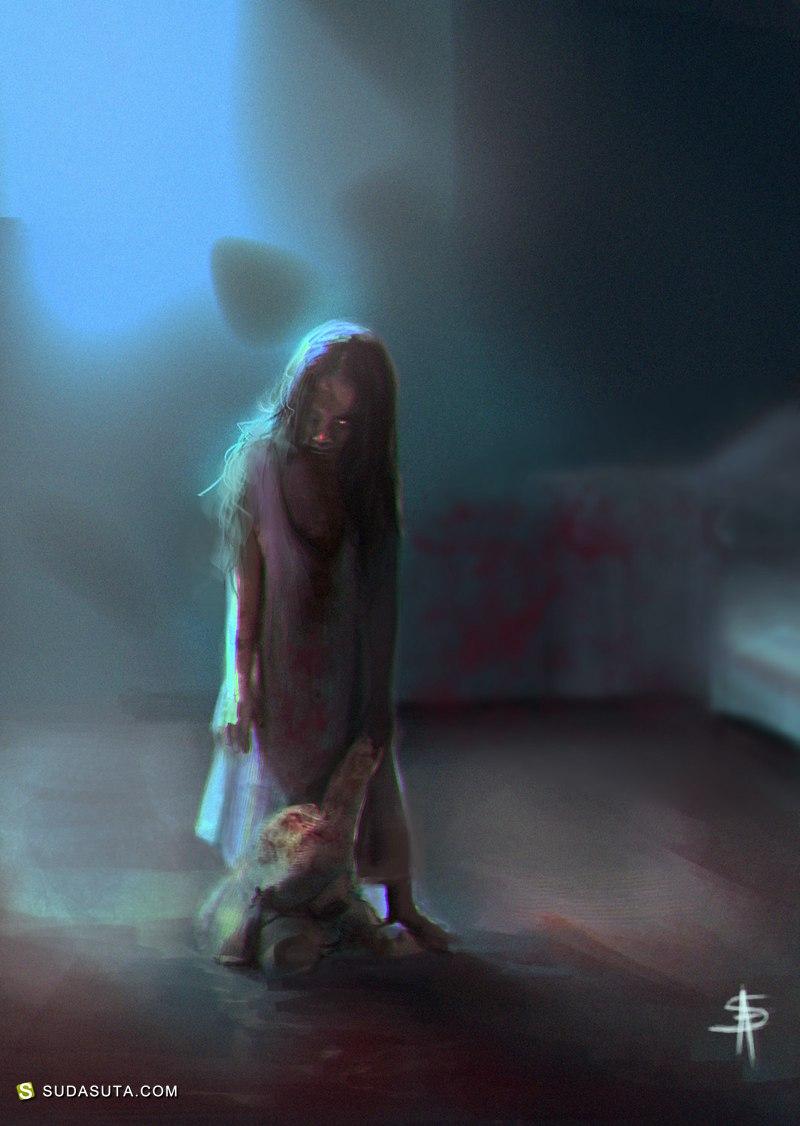 Andrea Signoretto(TheSig86) 电影肖像插画欣赏