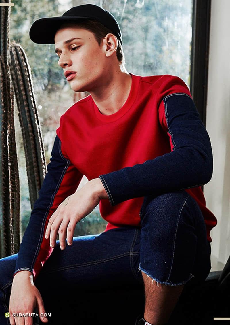 西班牙快时尚男装设计品牌 Viishow