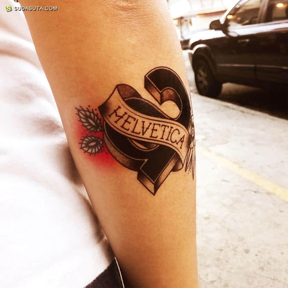 Will Jr. 纹身设计欣赏