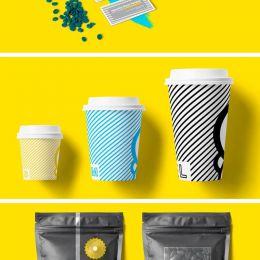 19个创意咖啡品牌设计欣赏