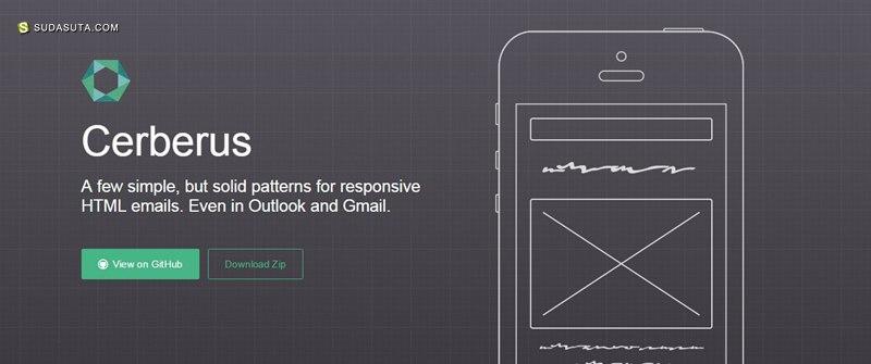 20个免费响应设计的电子邮件模板下载