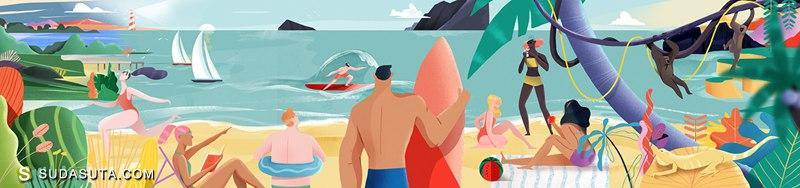Xoana Herrera 图形及动画设计欣赏