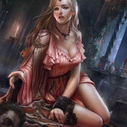 Mansik Yang(yam) 性感唯美的游戏CG欣赏