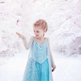 迪士尼公主同人主题儿童摄影欣赏