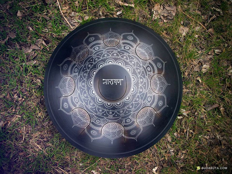 Dmitriy Gubarev 的魔法乐器