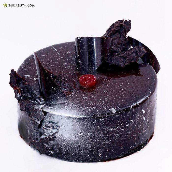 Marie Troïtski 蛋糕艺术家