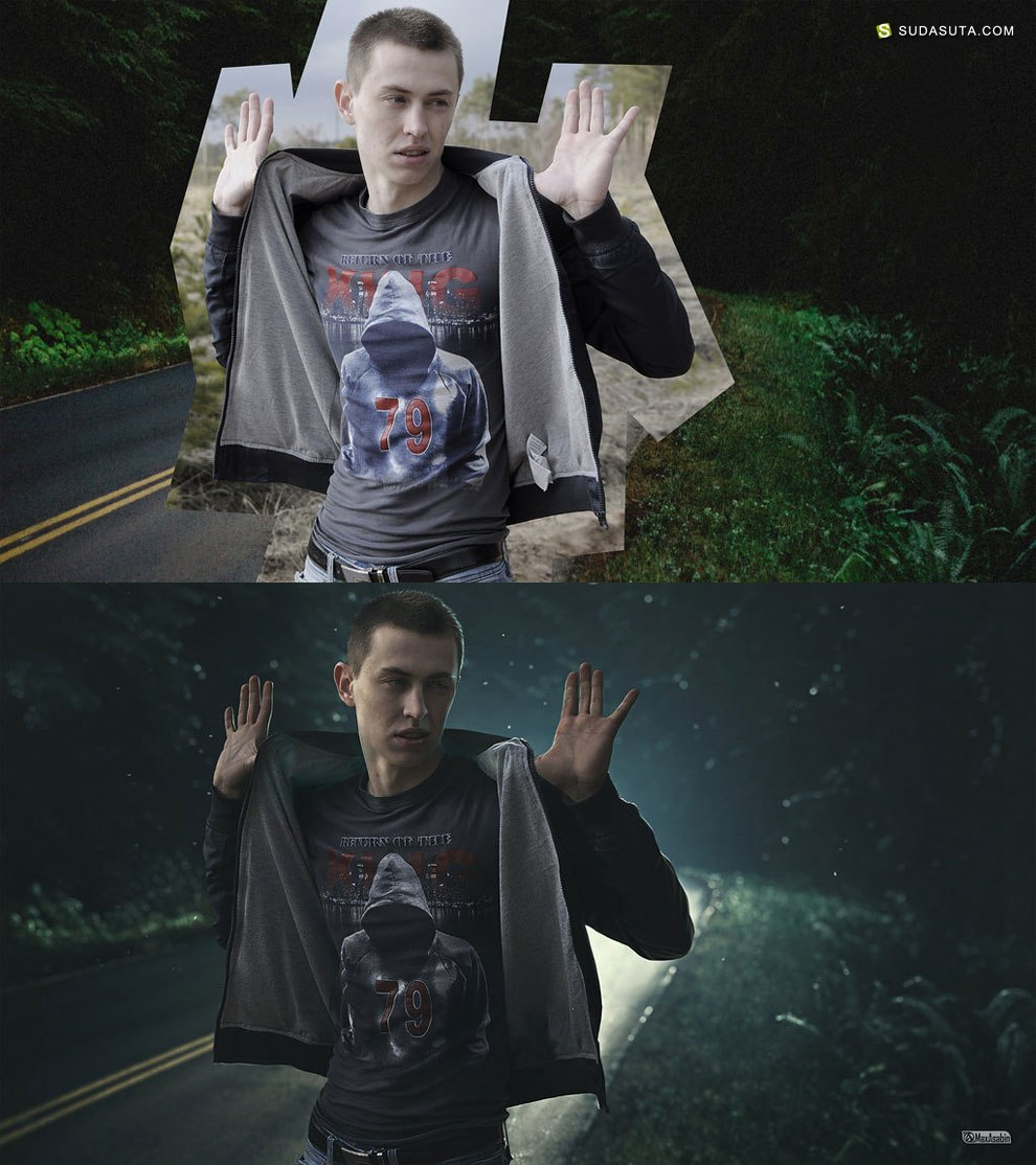 Photoshop魔法师 Max Asabin