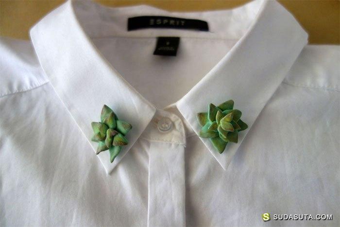 优雅亦或童趣 时尚领子
