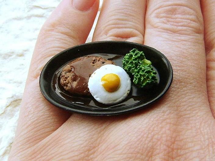 SouZou Creation 的迷你手工美食手作