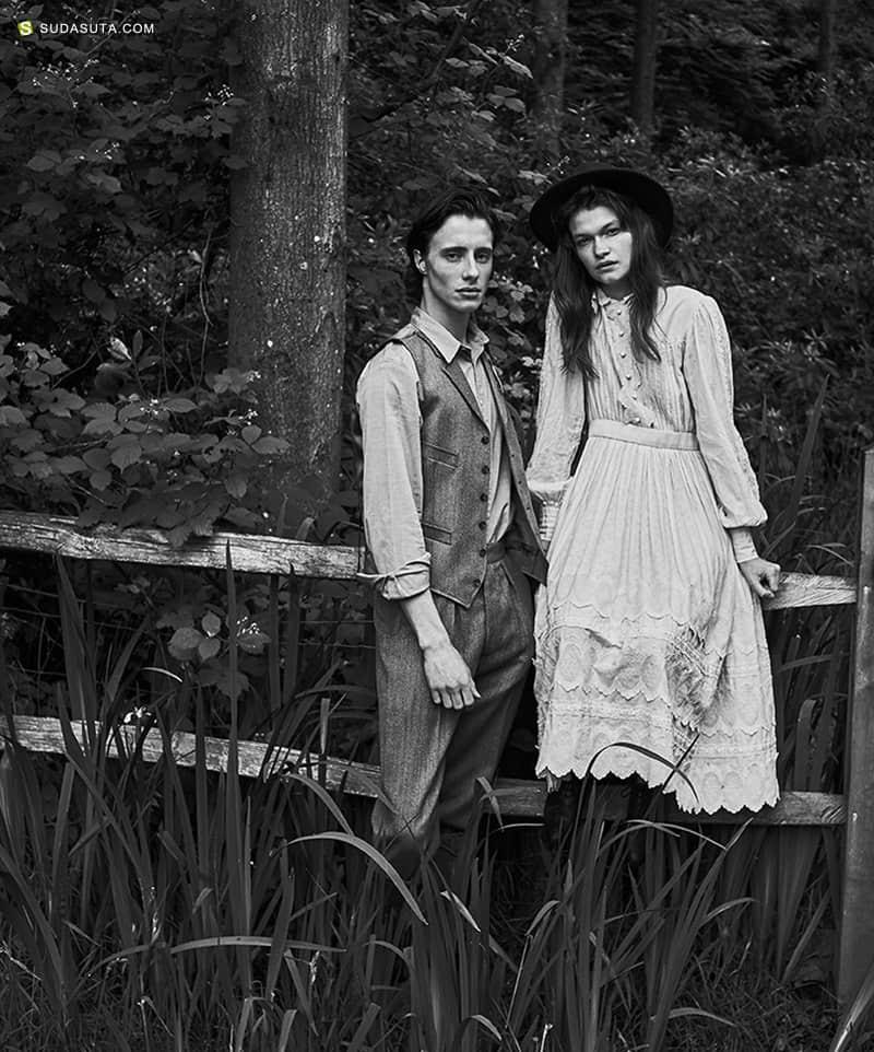 Tom Hoops 人像及时尚摄影欣赏