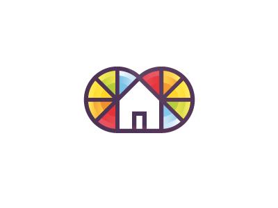 创意设计LOGO欣赏 更多房子