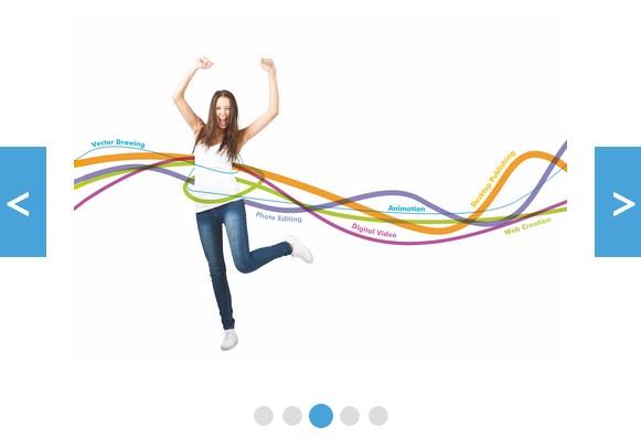 27个免费的响应式jQuery图像滑块和幻灯片源码下载