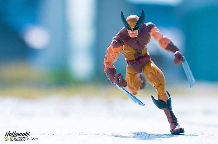 Hot.kenobi 超级英雄的日常生活
