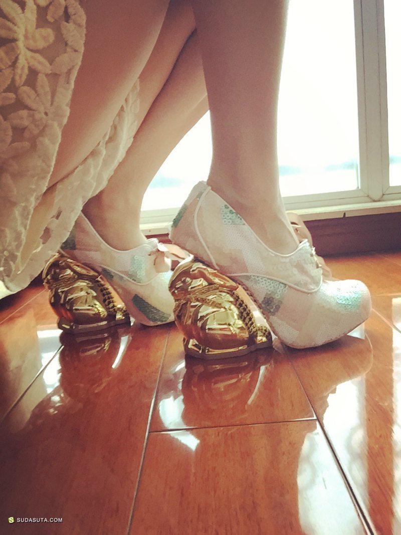 戈梦恩 爱丽丝的鞋子