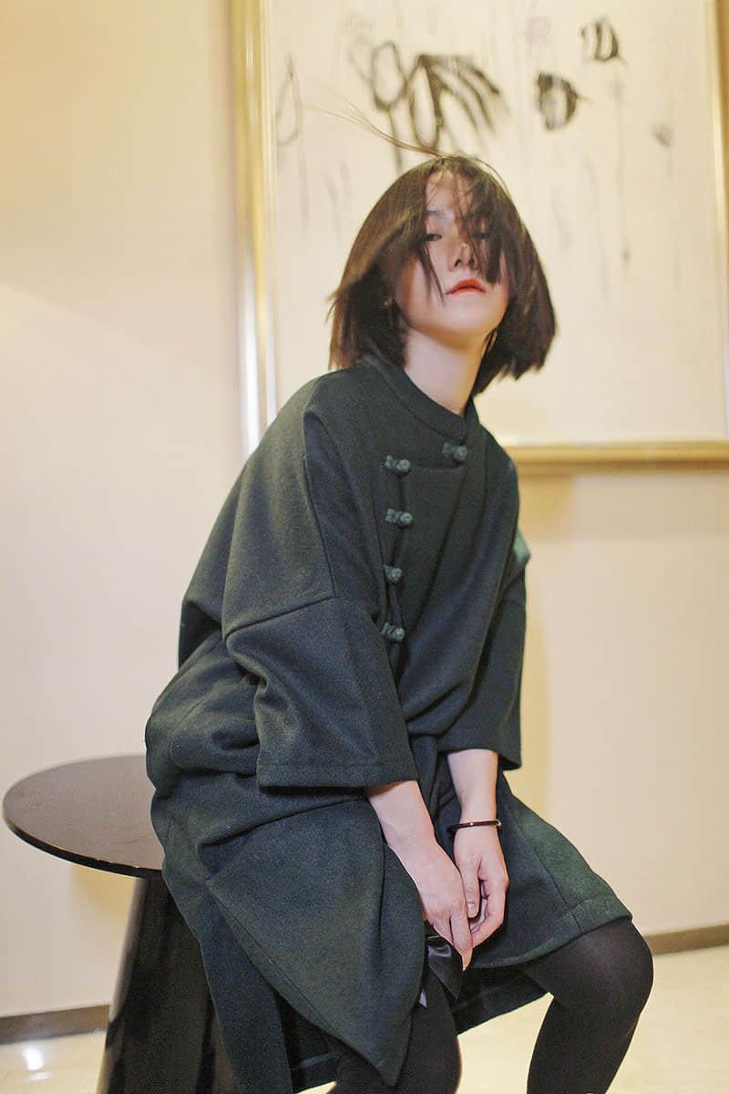 独立女装设计品牌 猫迷森林