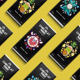Arcobaleno 巧克力包装设计欣赏
