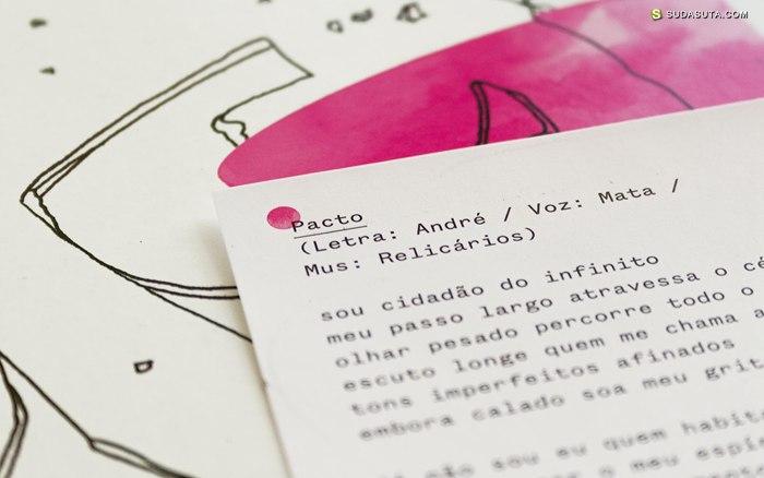 Carlos Bauer CD封面设计欣赏