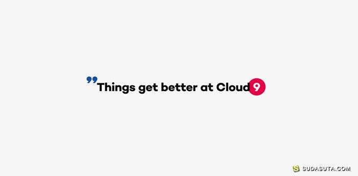 Cloud9 品牌设计欣赏