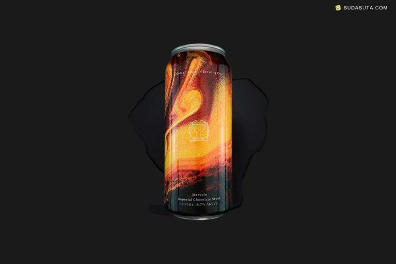 Commonwealth Brewing Co. 啤酒包装品牌设计