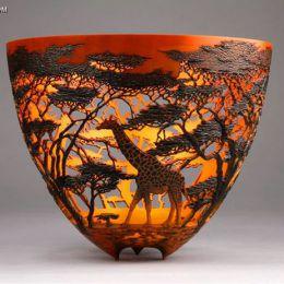 Gordon Pembridge 木头之美