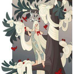Jessica Madorran 装饰插画及动画插画欣赏