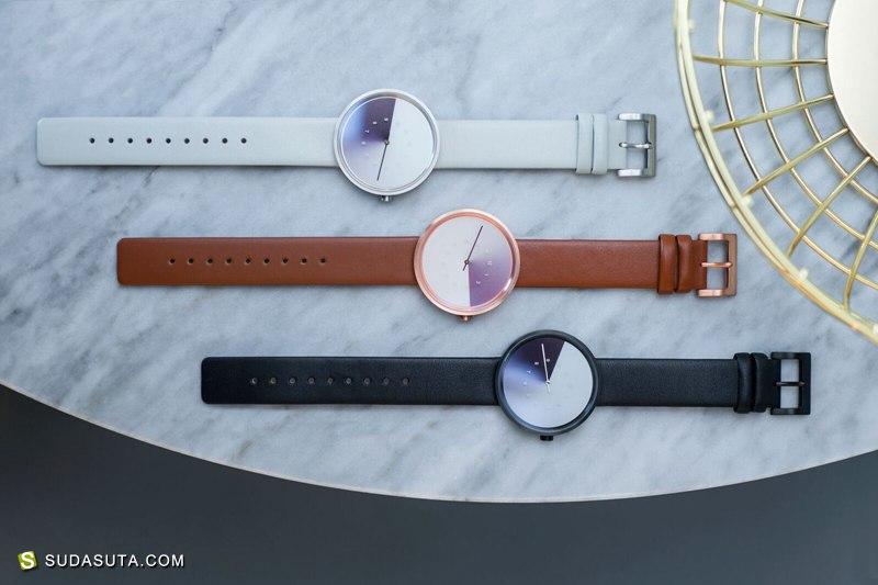 Jiwoong Jung 手表设计欣赏
