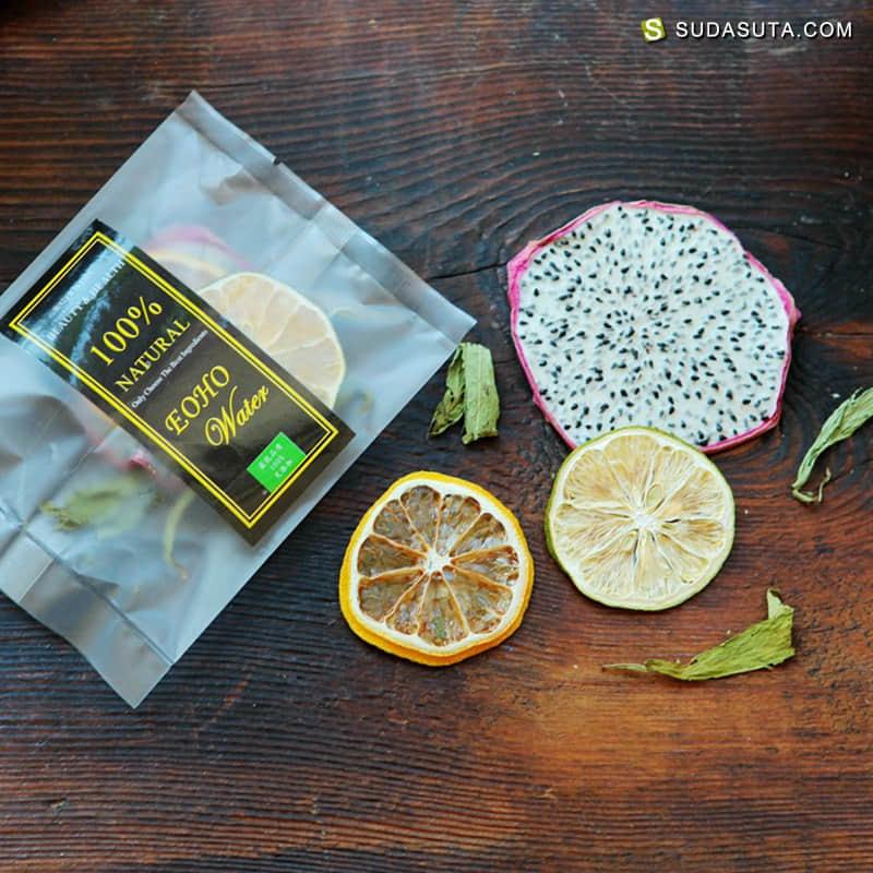 手工 甜蜜的下午EOHO水果茶