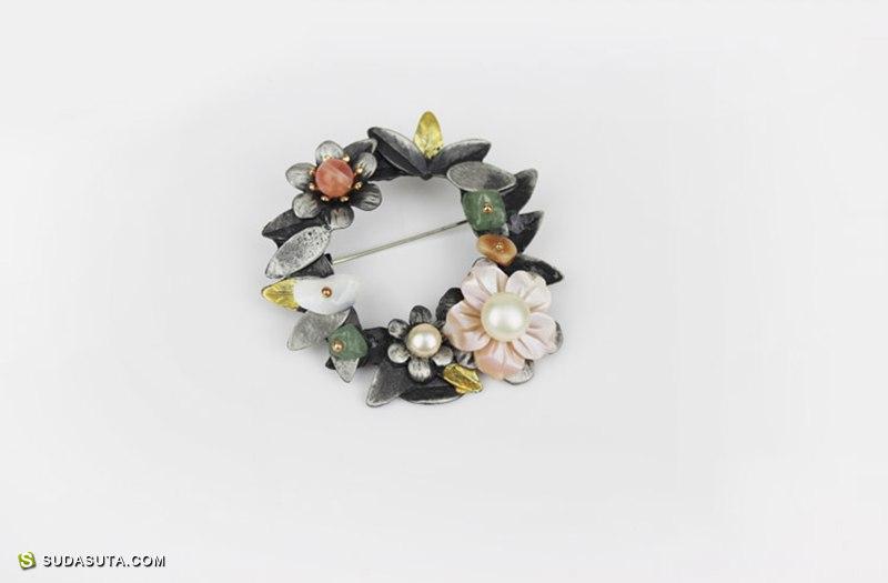 中国风珠宝品牌设计 宫匠坊
