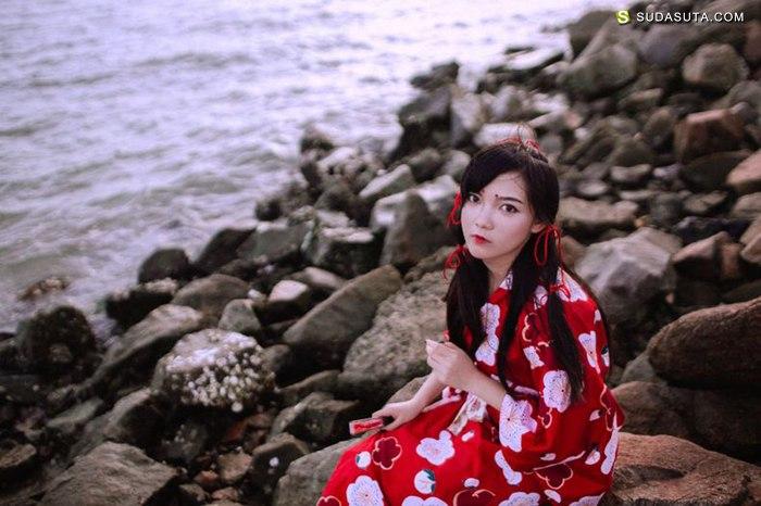 限时赏味 日式和风日系和服