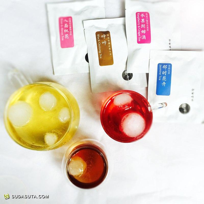 现代茶包品牌 好好喝茶